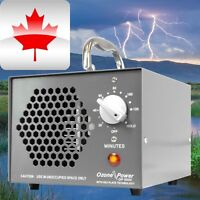 """Purificateur d""""Air Generateur d'Ozone fume moisisure odeurs"""