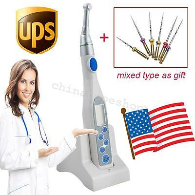Usa Dental Endodontic Treatment Wireless Cordless 161 Handpiece Endo Motor New