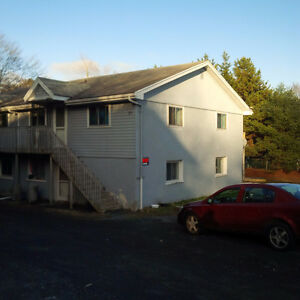Lake Echo - Spacious 2 br. apt. - Heat and hot water inc.