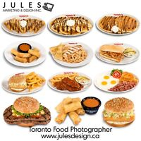 Toronto Food Photographer - Food Photography