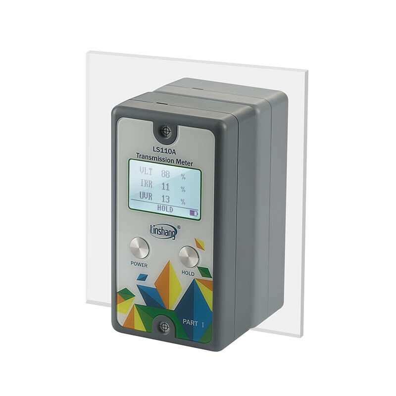LS110A Portable spectrophotometer with Split Transmission Meter Window Tint Mete