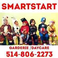 Daycare/Nursery/Nanny/Childcare/Baby/Garderie/Cotes des neiges.