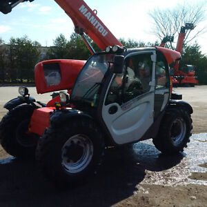 MT625 Telehandler, 5500lbs Lift / 20' Reach *TOO MANY IN STOCK**