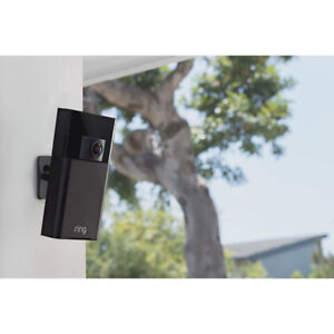 Ring Stick Up Wireless Battery Powered Outdoor Camera