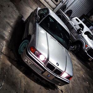 1999 BMW e36 328CI Cabriolet hardtop