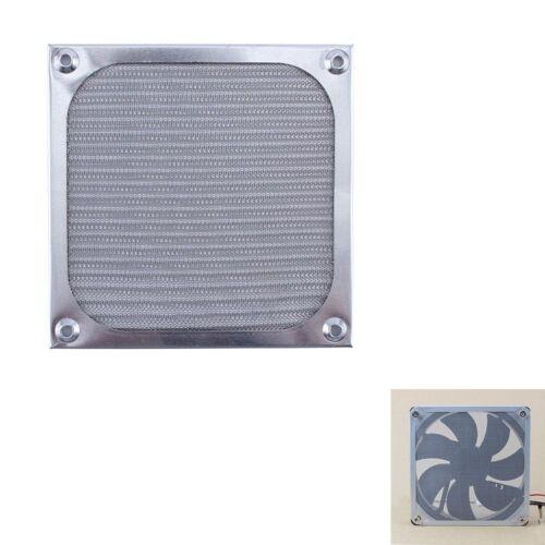 Computer Office 120mm Fan Wire Mesh Dustproof Cover Computer Case Dust Filter