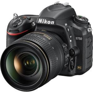 FS: Nikon D750 and Nikon 24-120mm lens