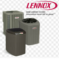 HVAC - Special Summer Offer for Lennox AC