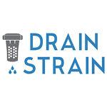 Drain Strain   Clog Free Worry Free