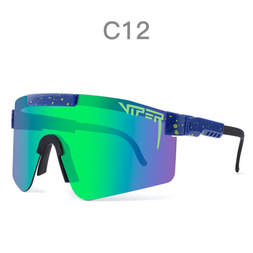 Life Z Polarized  for Men Women, UV400 Pit Viper Sunglasses for Fishing, Biking