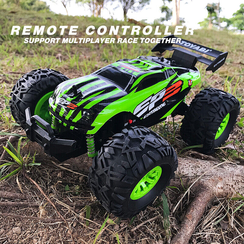 1/18 Racing RC Cars Off Road BIGFOOT Monster Truck Crawler K
