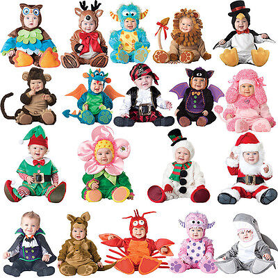 Baby Anime Cosplay (Christmas Costume Dinosaur Anime Cosplay Newborn Baby Animal Toddlers)