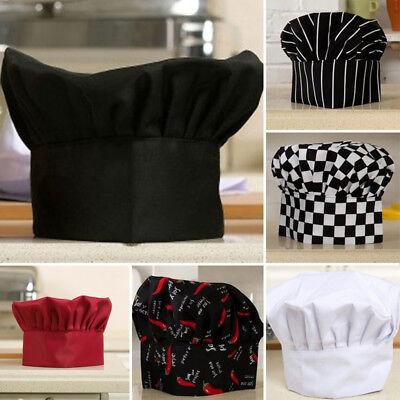 Kochmütze Kochhut Bistromütze Kochhaube Chef Kostüm Hut Restaurant Zimmer Küche