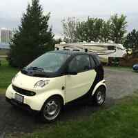 2006 Smart Fortwo Coupe (2 door) good little car to commute
