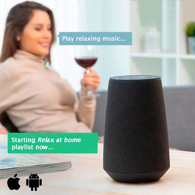 altoparlante Bluetooth Assistente Intelligente Vocale Compatibile Siri Google