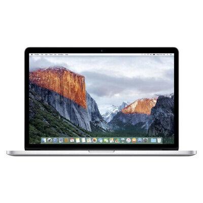 """Apple MacBook Pro - Core i7 3.1GHz 13"""" Retina (MF843LL/A, 2015) 16GB 256GB - VGC"""