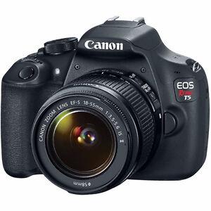 Camera Canon Rebel T5 EOS 1200D
