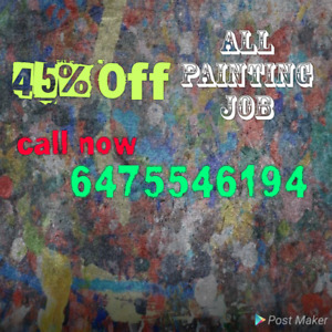 Picture Perfect Painting in the Greater Toronto Area!