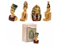 Collectable Gold Egyptian Icon Trinket in a Mini Gift Bag