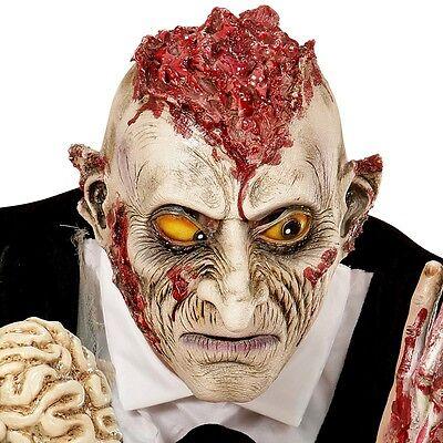Halloween-3 Maske (MASKE VERRÜCKTER WAHNSINNIGER ZOMBIE Dead Halloween 3/4 Maske Horror 0401)