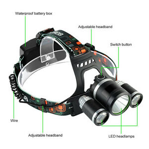 Brandnew Headlamp