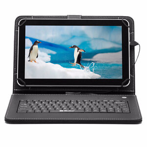 """10.1""""Tablet Google Android 5.1 Quad Core-8GB+32GB+Keyboard case"""