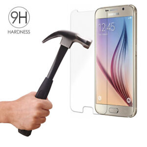 Premium Tempered Glass Screen Protector for Samsung Galaxy S7