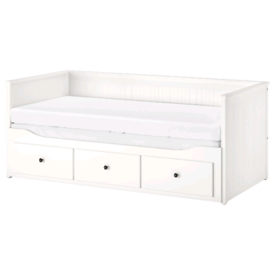 IKEA Extendable Day Bed + matress