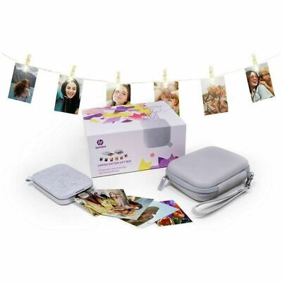 Impresora fotográfica portátil HP Sprocket Gift Box *Embalaje dañado*