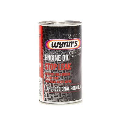 Wynns 77441 Engine Oil Stop Leak 325ml O Ring Seal Lubricant Maintenance
