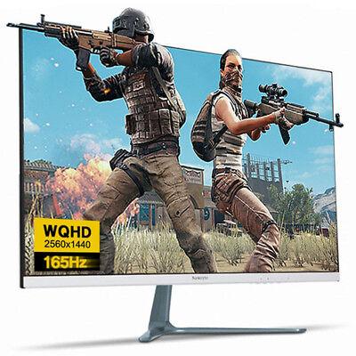 """New NEWSYNC B27Q165 Real 165Hz 27"""" LED 2560x1440 QHD 1ms FreeSync Gaming Monitor"""