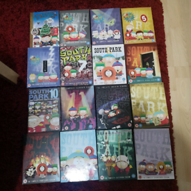 South Park DVDs - Many Seasons Available