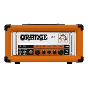 Iso orange tube amp head