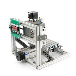 DIY CNC 1610 Mill Router Kit USB Desktop Metal Engraver PCB Milling Machine MX