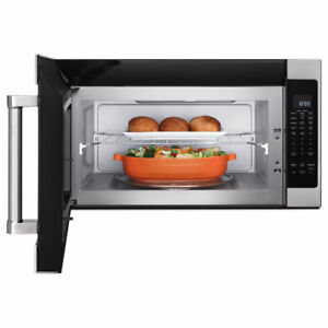 Brand New KitchenAid  30-in 2 cubic ft Over-The-Range Microwave
