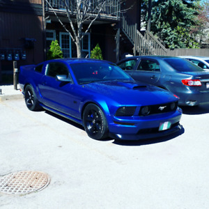 2007 Mustang GT California style V8 4.6l