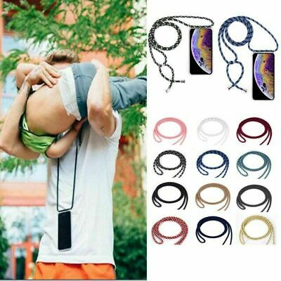 Cross Body Neck Lanyard Strap Phone Case For iPhone11 Pro MA