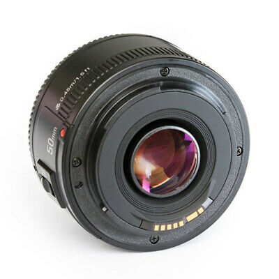 Yongnuo YN35mm F1.8 Wide Angle Large Aperture Fixed AF MF Lens For Nikon Camera.