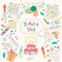 Birthday Fun @ Exit!