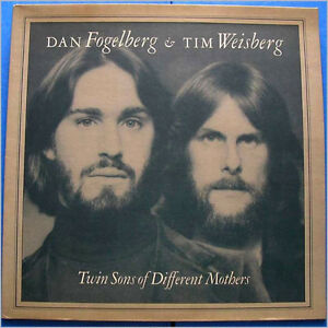 DAN FOGELBERG Vinyl Album 1978 with Tim Weisberg