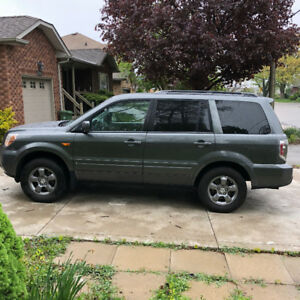 2007 Honda Pilot EX-L No Accidents