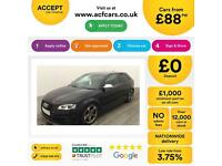 Audi S3 FROM £88 PER WEEK