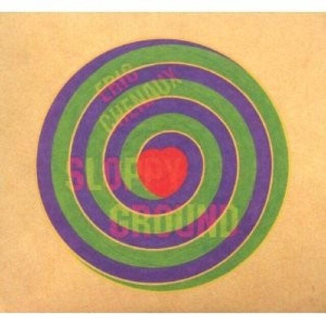 ERIC CHENAUX - SLOPPY GROUND  CD NEU