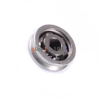 10pcs Miniature Bearings V623 With V-groove 3103mm Skateboard Bearing