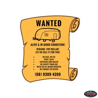 Wanted: WANTED: Quality Caravans NEEDED for stock!