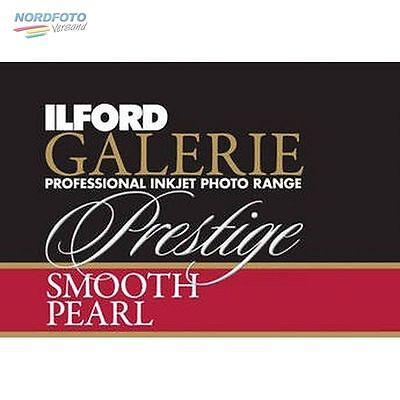 Ilford Galerie Prestige Smooth Pearl 310gm2; 12,7x17,8cm 100 Blatt