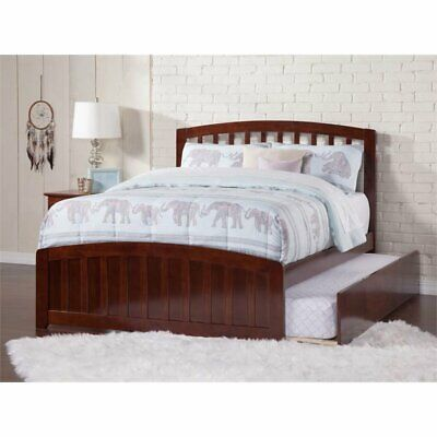 Atlantic Furniture Richmond Urban Full Trundle Platform Bed