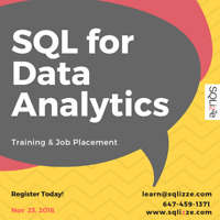 Learn Data Analytics! Training & Job Placement! Register Now!