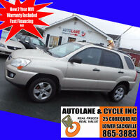 2009 Kia Sportage SUV LX Only $5995 Smart Buy Clean Unit Bedford Halifax Preview