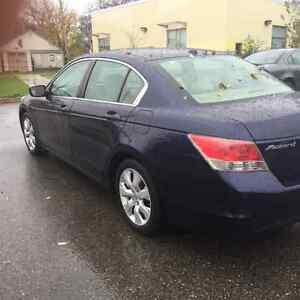 2009 Honda Accord Ex-L Sedan